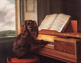 Philip_reinagle_musical_dog