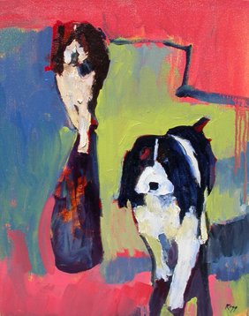 Chuck_rigg_two_dogs