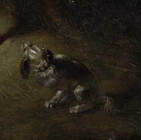 Watteau_la_surprise_dog_2