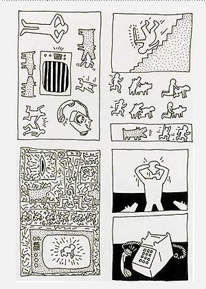 Keith_haring_nine_drawings_6