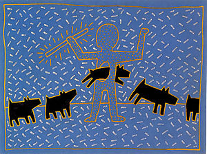 Keith_haring_dogs_8