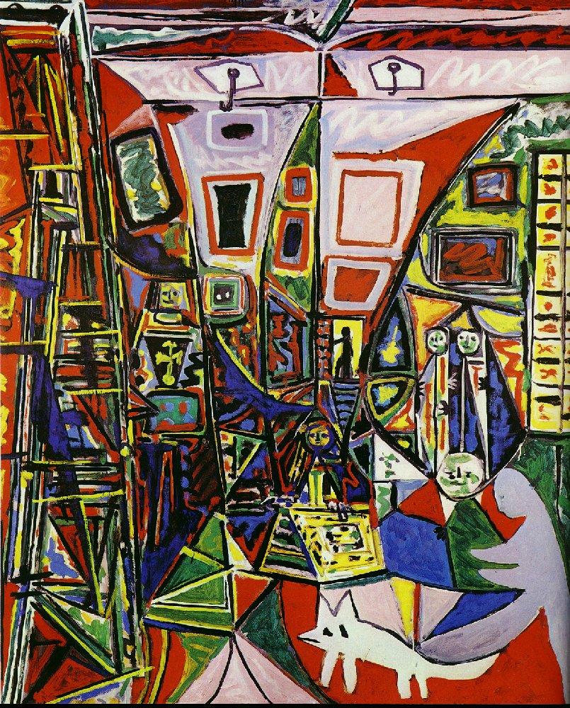 Pablo Picasso, Las Meninas