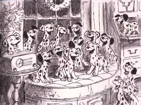 Les 101 Dalmatiens de Dodie Smith 6a00d8341c192953ef010535c85e60970c-800wi