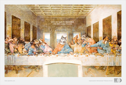 Dog-last-supper