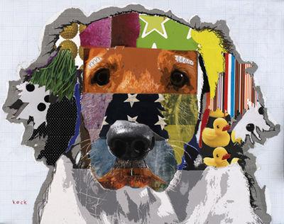Dog_art_golden_retriever