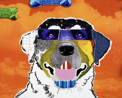 Dog_art_labrador_retriever