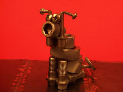 Welded_dog_sculpture