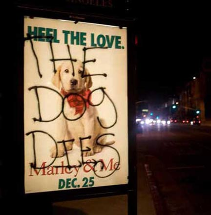 marley and me dog breed. Marley amp; Me Urban Poster