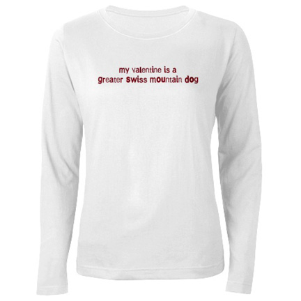 greater swiss mountain dog t shirt - Valentine Day Shirts