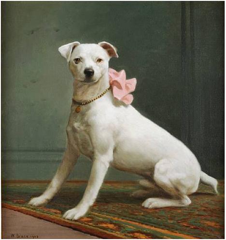 Dog Art Today Bonhams Dog Art Sale Puppies Triumph As