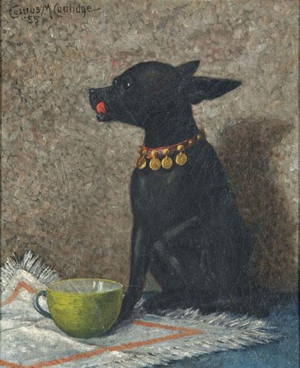 Dog Art Today Doyle New York Dog Art Auction
