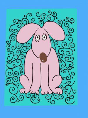 Pink_dog_original