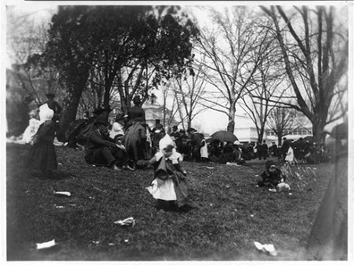White_house_easter_egg_roll_1889