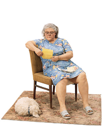 Woman_with_dog_duane_hanson