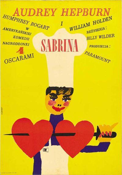 Sabrina_Polish_poster