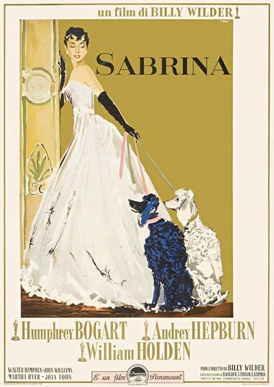 Sabrina_Italian_poster