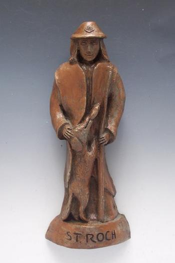 St_roch_statue