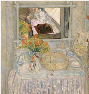The_dressing_table_pierre_bonnard