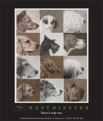 2011_Westminster_Dog_Show_poster