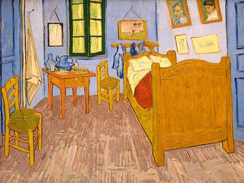 VanGogh_Bedroom_Arles_2