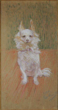 Dog_painting_toulouse_lautrec