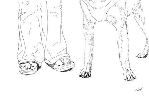 Minnie_teckman_dog_walk_3