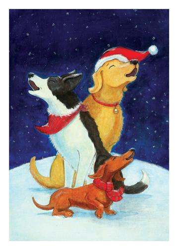 Dog_art_holiday_card_1