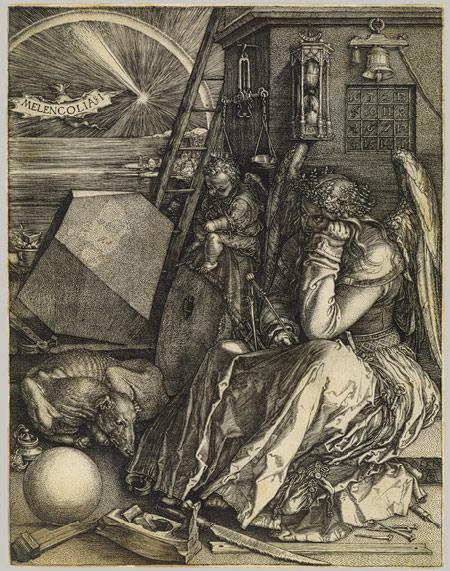 Albrecht_Dürer_melencolia_I