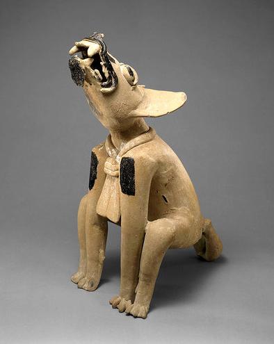 Howling_canine_metropolitan_museum_art