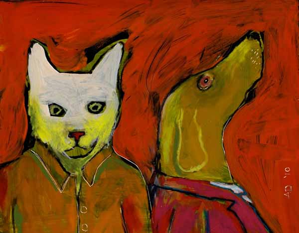 Anna-Dibble-dog-and-cat-painting