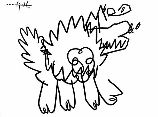 Christopher-mudgett-le-chien-the-dog-3