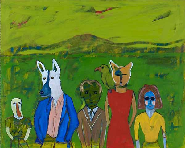 Anna-dibble-dog-artist-american-family