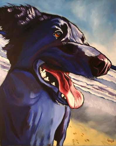 Kathryn_wronski_dog_artist_freedom