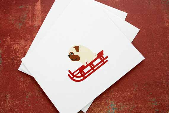 Pug-christmas-cards-square-paisley-design