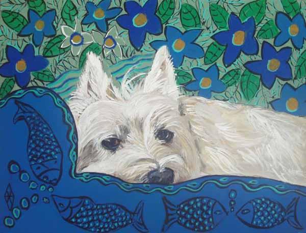 Judy-henn-dog-painting-2
