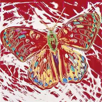 Andy_warhol_endangered_species_san_francisco_silverspot_butterfly
