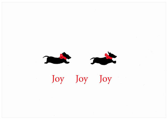 Dachshund-christmas-card