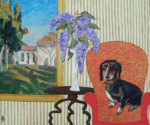 Judy-henn-dog-painting-1