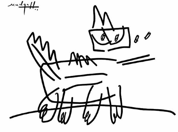 Le-chien-2-the-dog-christopher-mudgett