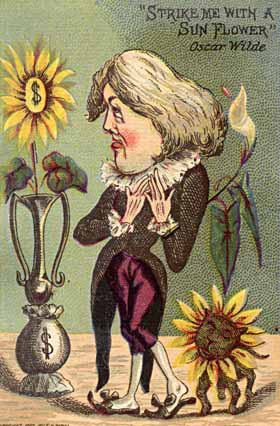 Oscar-wilde-sunflower