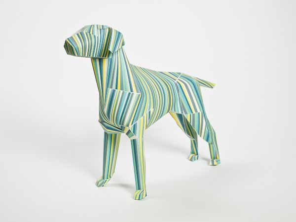 Gerald-paper-dog-art-roofus