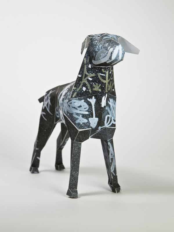 Gerald-paper-dog-art-bad-dogg