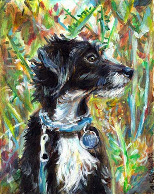 Tyler-foote-dog-painting-by-angie-ketelhut