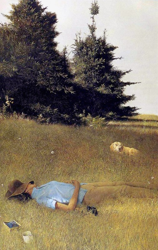 Distant-thunder-by-andrew-wyeth