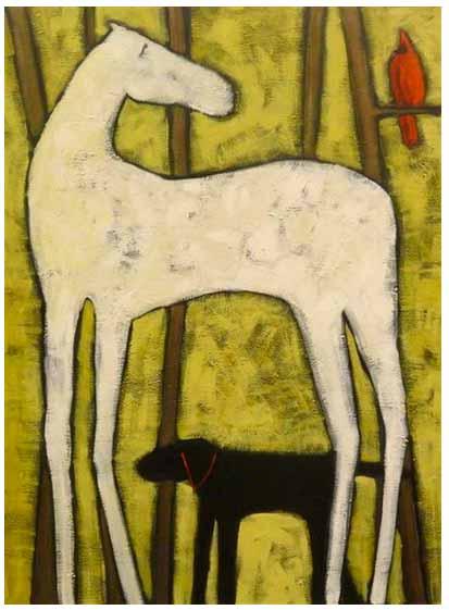 Jaime-Ellsworth-White-Horse