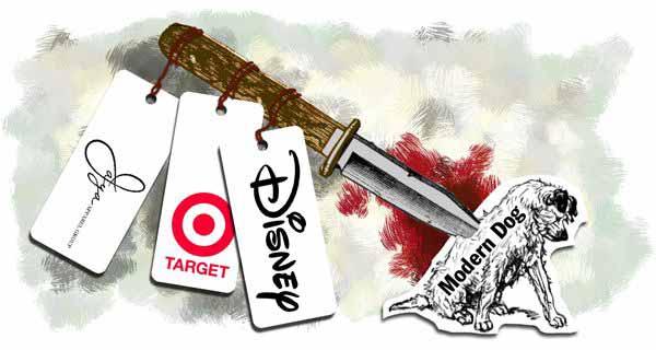 Modern-dog-target-lawsuit-illustration-by-michael-strassburger