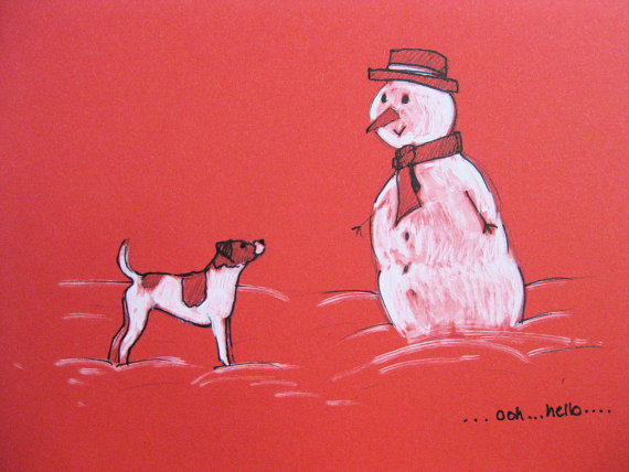 Jack-russell-dog-holiday-christmas-card