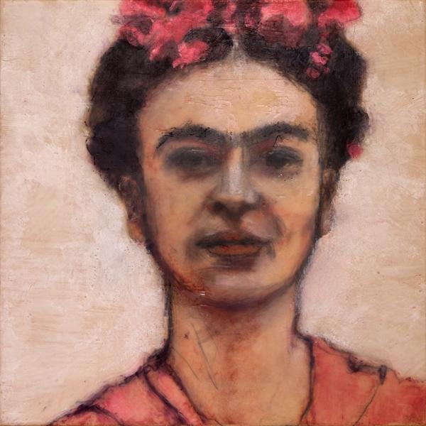 Roseanne-Burke-Frida-Kahlo-Portrait-2014