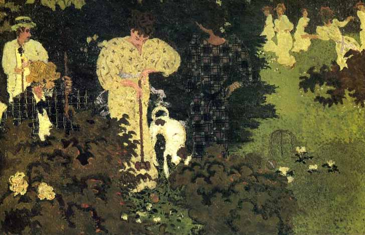 Dusk-or-a-round0f-croquet-pierre-bonnard-1892
