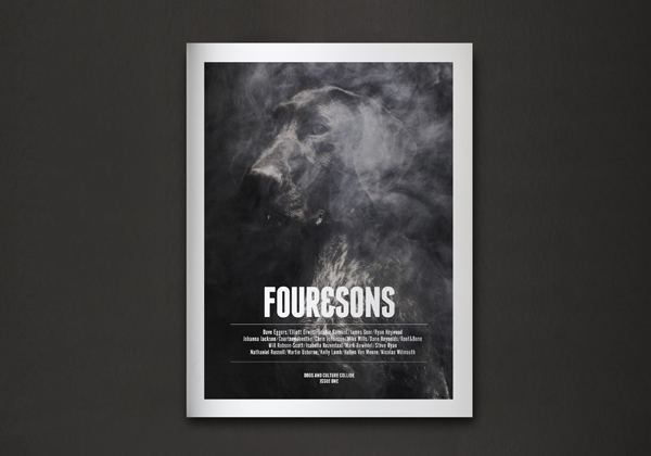 Four&Sons_IssueOne_Cover